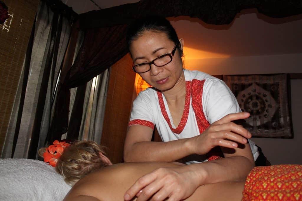 Thai massage Ulaanbaatar fusion